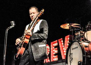 Reverend Horton Heat in Concert