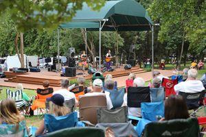 Edmond Concerts in the Park