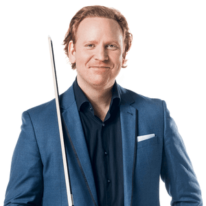 Armstrong Auditorium presents: Daniel Hope & the Zurich Chamber Orchestra