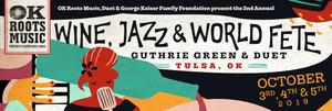 Wine, Jazz & World Fete