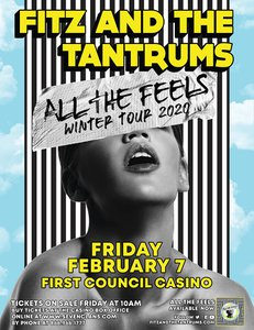 Fitz & the Tantrums in Concert