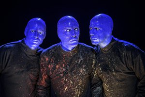 Celebrity Attractions presents: Blue Man Group