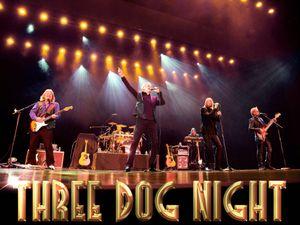 Three Dog Night in Concert