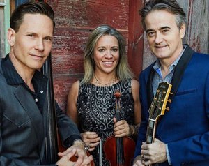 Hot Club of Cowtown in Concert