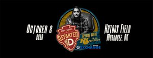 Cody Canada & The Departed in Concert