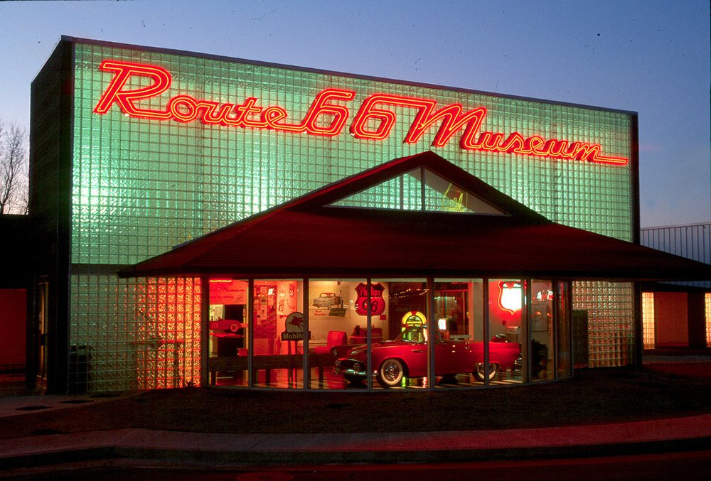 Oklahoma's Top Attractions Along Route 66 | TravelOK.com ... on