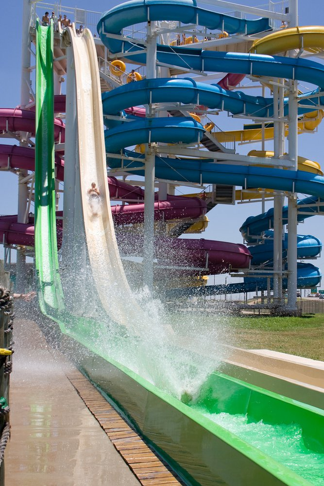Top Water Parks In Oklahoma Travelok Com Oklahoma S Official Travel Tourism Site