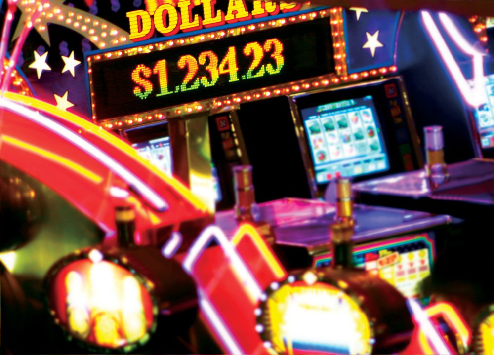 Best casino slots oklahoma casino fraud of 9000.00