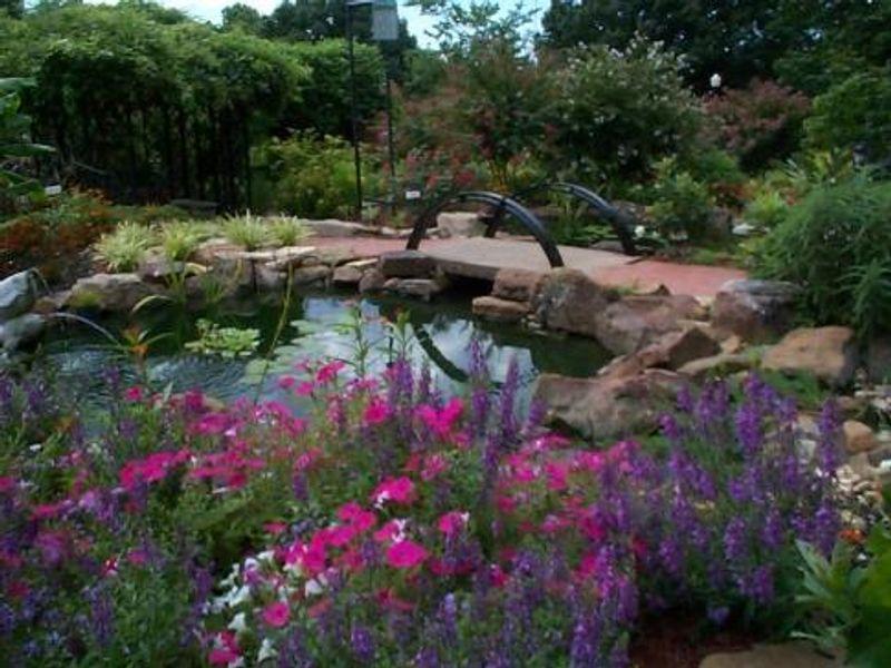 Discover Oklahoma S Secret Gardens Travelok Com Oklahoma S