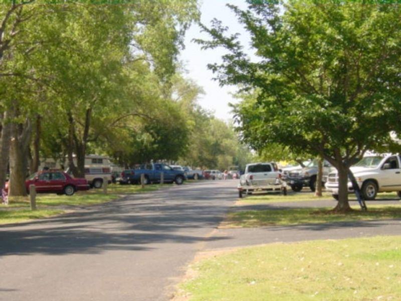 Big Bend Campground | TravelOK.com - Oklahoma's Official ...