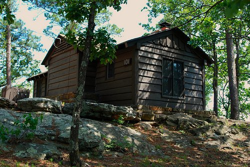 Cozy Up To Our Top State Park Cabins Travelok Com