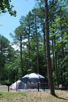 10 Great Places To Camp In Oklahoma Travelok Com Oklahoma S