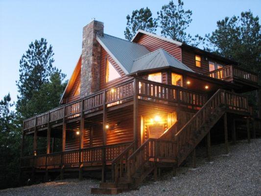 Amazing Cabin Stays In Southeast Oklahoma Travelok Com