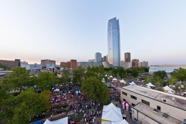 Oklahomas Top Spring Events Travelokcom Oklahomas Official