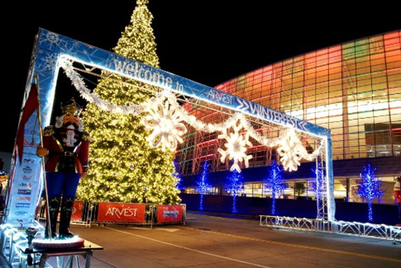 Okc Christmas Events.Top Holiday Events In Oklahoma Travelok Com Oklahoma S