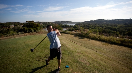 Roman Nose State Park Golf Course