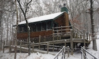 Greenleaf State Park Winterization Notice