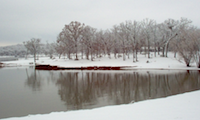 Lake Texoma State Park Winterization Notice