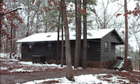 Robbers Cave State Park Winterization Notice