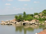 High Water Closure at Great Plains State Park