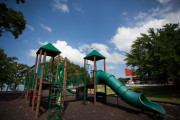 Park Playground Closures