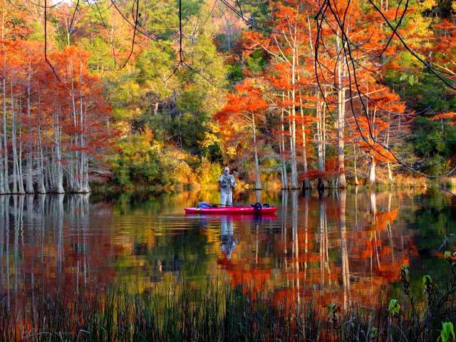 A Fall Retreat At Beavers Bend Travelok Com Oklahoma S