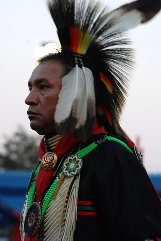 The pageantry of the Standing Bear Powwow makes it a powerful experience for those who attend the annual event in Ponca City each September.