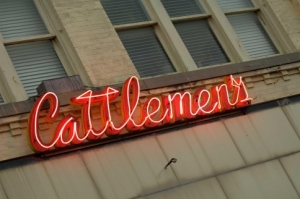 Since 1910, Cattlemens Steakhouse has fed diners in Stockyard City, Oklahoma City.