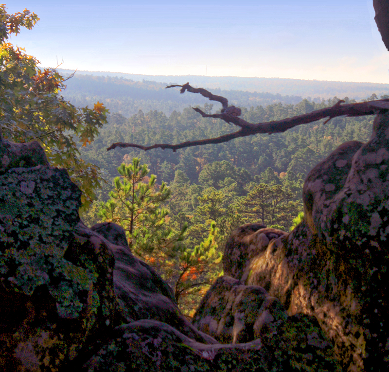 Oklahomas instagram worthy destinations travelok oklahomas the beauty of the sans bois mountains is captured from an overlook at robbers cave state park in wilburton the park offers a lodge historic cabins publicscrutiny Choice Image