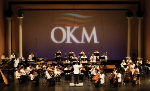 Amici New York Orchestra has been the heart of the OK Mozart Festival since its beginning in 1985.