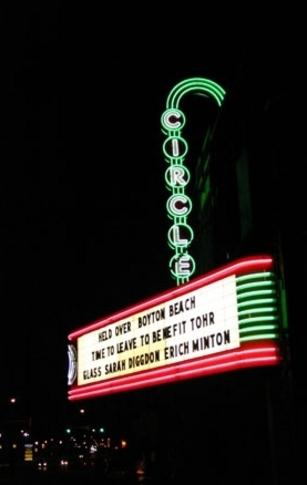 Tulsa's Circle Cinema screens independent, international and art films.