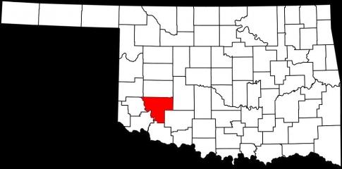 Kiowa County.