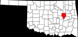 Okmulgee County.