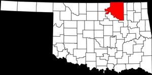 Osage County.