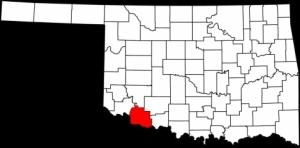 Tillman County.