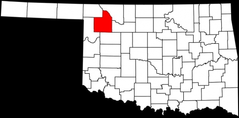Woodward County.