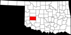 Washita County.