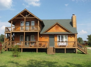... Vacation Experience On Oklahomau0027s Only Clear Water Lake. These Cabins  Are Located Only A Short Distance From Pine Cove Marina And Tenkiller State  Park, ...
