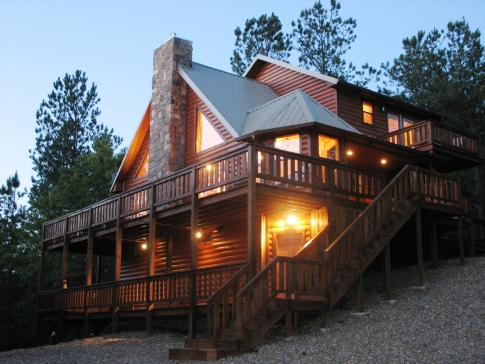 Etonnant State Of Luxury: Amazing Cabin Stays In Southeast Oklahoma