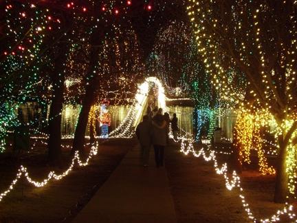 visit chickasha festival of light on facebook - Chickasha Christmas Lights