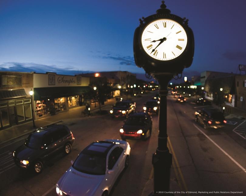 Travelok oklahomas official travel tourism site visit historic downtown edmond on facebook twitter sciox Gallery