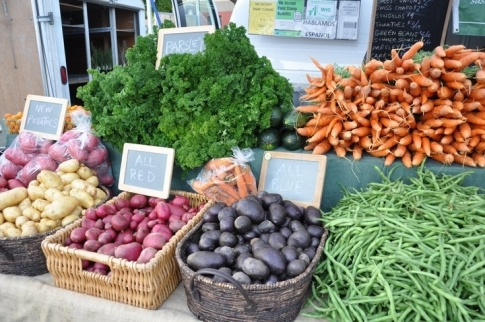 Find any kind of vegetable you may need for fresh ingredients at the Cherry Street Farmers Market in Tulsa.