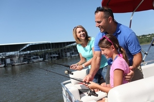 Pack up the family and head for Keystone State Park, where plenty of family-friendly activities, including fishing on Keystone Lake's 23,000 surface acres of water, await those looking for adventure and relaxation.