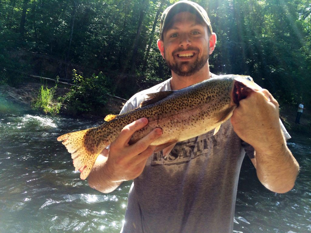 Southeast oklahoma 39 s fishing havens for Broken bow fishing