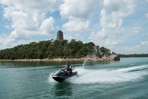 Make some serious waves at beautiful Lake Murray in southern Oklahoma.