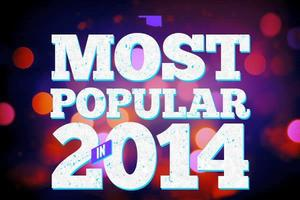 Most popular in 2014.