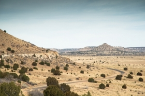 Climb the plateaus at Black Mesa State Park for some of the best landscape photo opportunities.