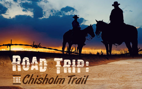 Located along what is now U.S. 81, the Chisholm Trail is packed with beautiful landscapes and a wildly exciting history.