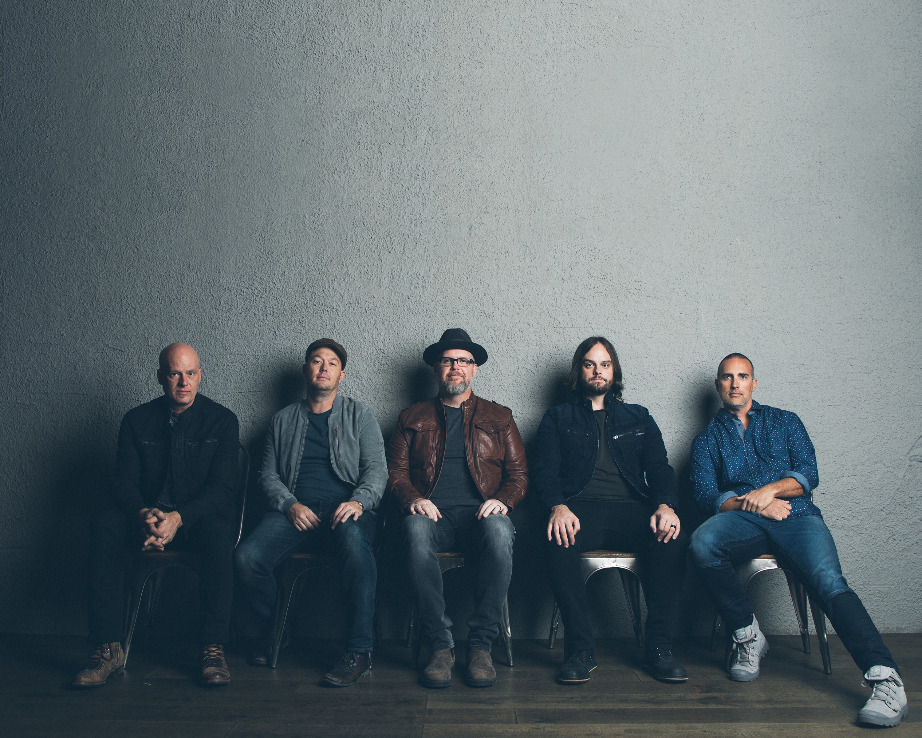 MercyMe Itinerary