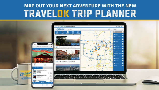 introducing the travelok trip planner travelok com oklahoma s